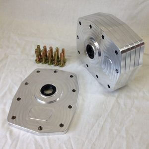 Green Brothers Racing - FC bellhousing to FD gearbox adapter
